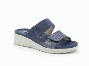 Pianella double tear with removable insole