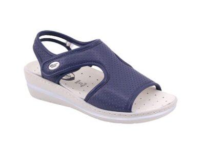 Sandalo regolabile sottopiede estraibile